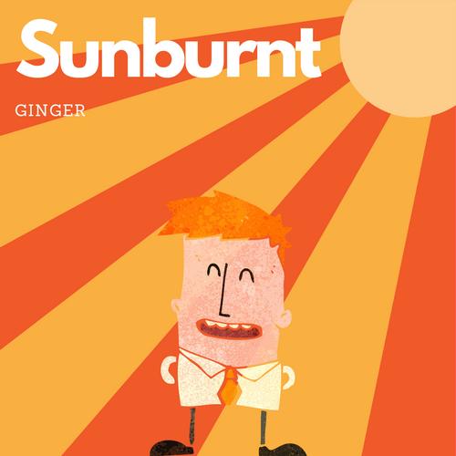 sunburnt ginger